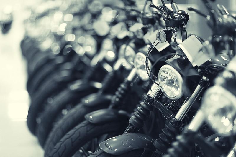 中型バイク